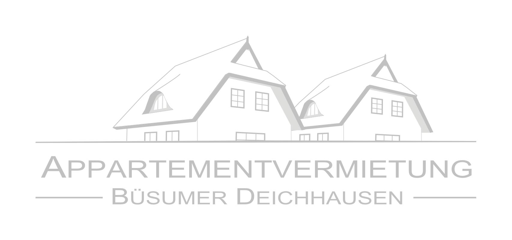 Appartementvermietung Buesumer Deichhausen